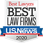 logo for Best Lawyers - Best Law Firms - 2019